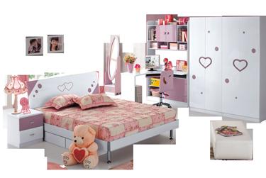 Dormitor Copii Fete