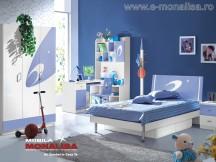 Poze Mobila de Dormitor Copii Magic Moons