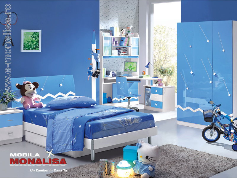 poze cu dormitoare de copii Arhive - Blog Mobila MONALISA