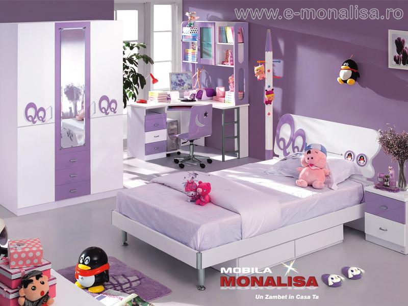 Poze Dormitoare Copii - Blog Mobila MONALISA