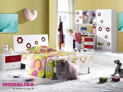 Dormitor Fete Princess Poppy