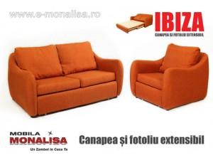 Canapea Extensibila Ibiza