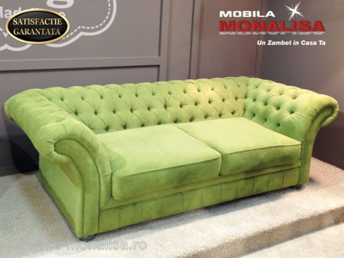 Canapea London Chesterfield
