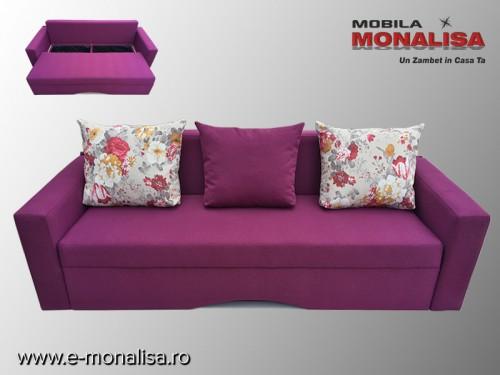 Canapea Extensibila Purple