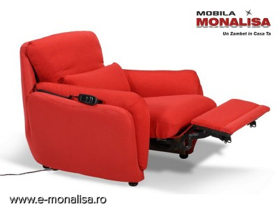 Fotoliu Recliner Electric Viena
