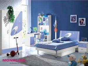 Mobila Dormitor Copii Magic Moons