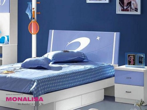 Dormitor Copii Magic Moons 90