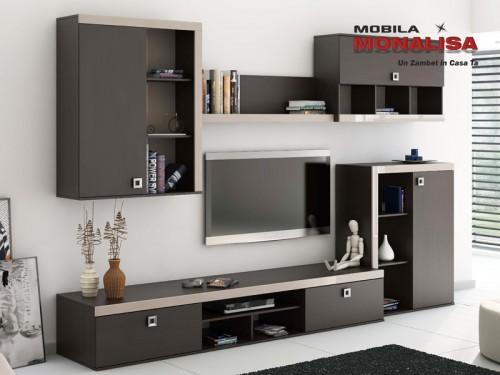 Mobila living mobilier living biblioteci mobila monalisa for Meuble de living moderne