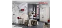 Vanzare Dormitor Clasic Copii Alb Ivory Belissa Bucuresti