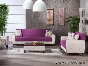 Canapele cu Fotolii Dream