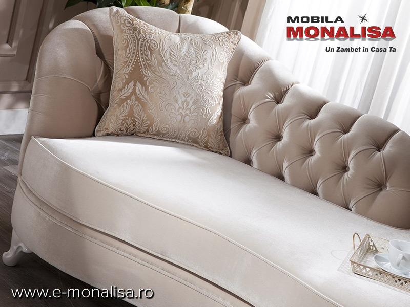 Canapea divan josephine divani elegant de lux pret de for Divan livrare