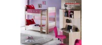 Vanzare Paturi Suprapuse Mobila Dormitor 2 Copii Roz Portivo Bucuresti