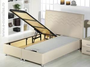 Pat Dormitor cu Lada