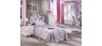 Vanzare Dormitor copii alb clasic Venturo Bucuresti