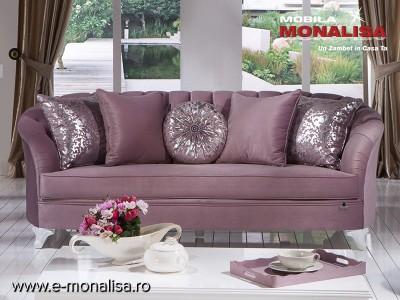 Canapea eleganta de Lux Victoria