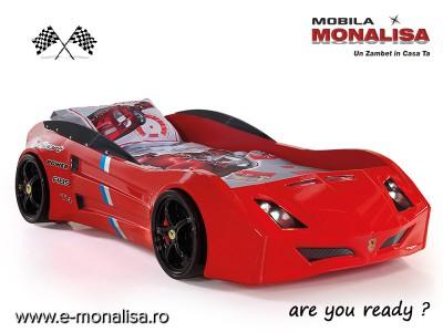 Pat Masina Carrera Sport Rosu