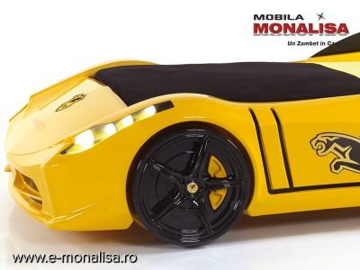 Pat Masina Nitro GT Galben