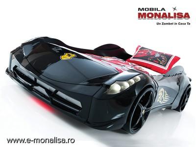 Pat Masina Nitro GT Negru