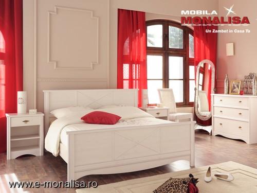 Dormitor Alb Clasic Marion