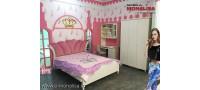 Vanzare Dormitor Fete Golden Princess Bucuresti