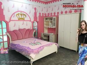 Dormitor Fete Golden Princess