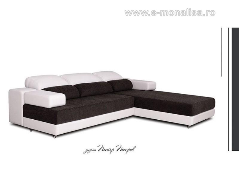 Canapea pat de colt canapele moderne de colt extensibile for Canapea pat