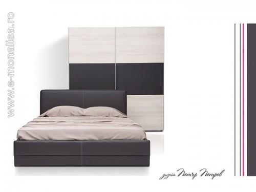 Dormitor cu Pat Dublu