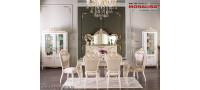 Vanzare Mobila clasica sufragerie alba de Lux Gusto Regal Bucuresti