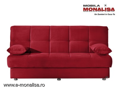 Canapea Extensibila Reno - Red