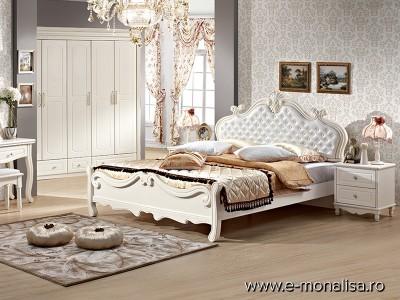 Dormitor Clasic Alb Leonardo