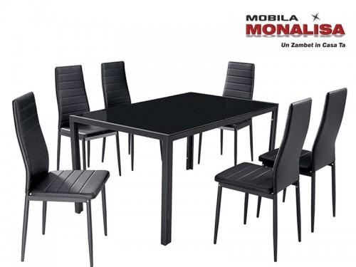 Set masa scaune bucatarie