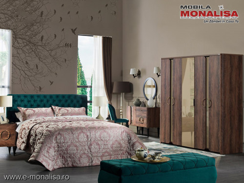 Mobila dormitor moderna de Lux Armada original