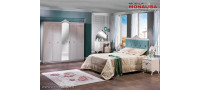 Vanzare Set Mobila Dormitor complet Mabel alb Bucuresti