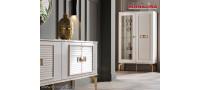 Vanzare Mobila moderna living de Lux alb ivory Veyron Bucuresti