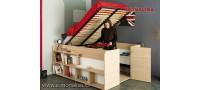 Vanzare Pat dormitor Multifunctional cu Depozitare Space UP Bucuresti