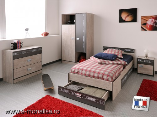 Dormitor Tineret Fabric