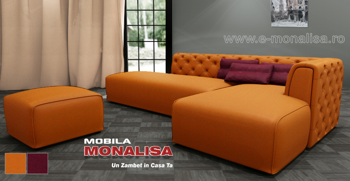 Canapele si Coltare Moderne de Lux
