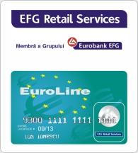 EFG Card Euroline