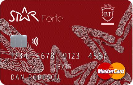 Mobila in rate cu Carduri Star Card - Banca Transilvania