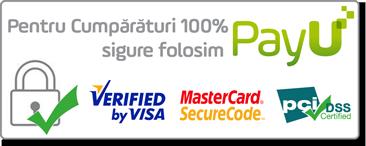 Plati Securizate prin PayU
