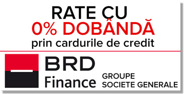 Mobila in Rate Card BRD Finance