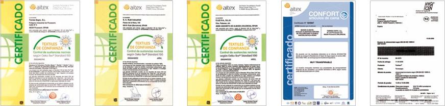 Saltele Certificate