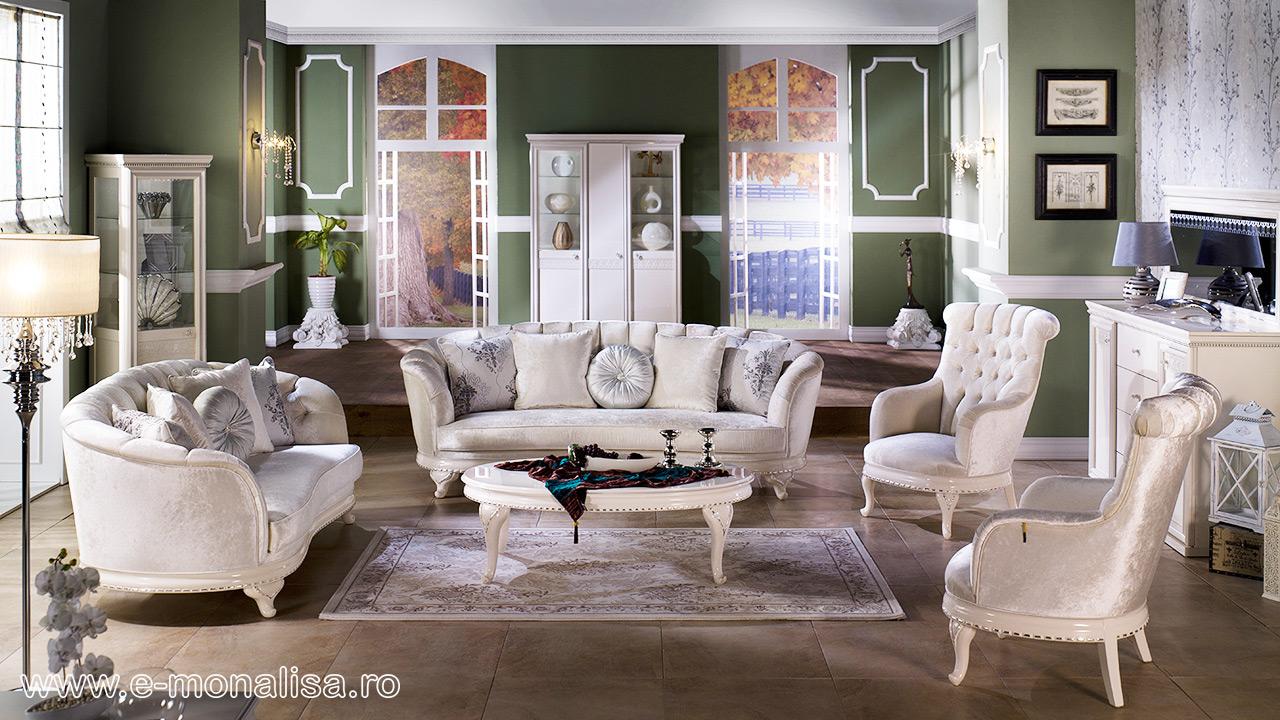 Preturi canapele clasice pe stil baroc