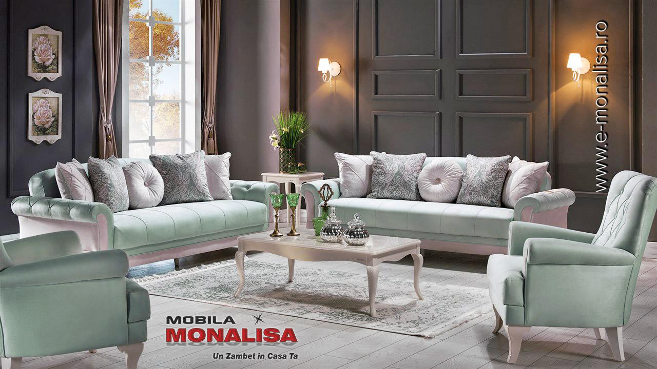 Canapele Extensibile Elegante Bellona - Sementa
