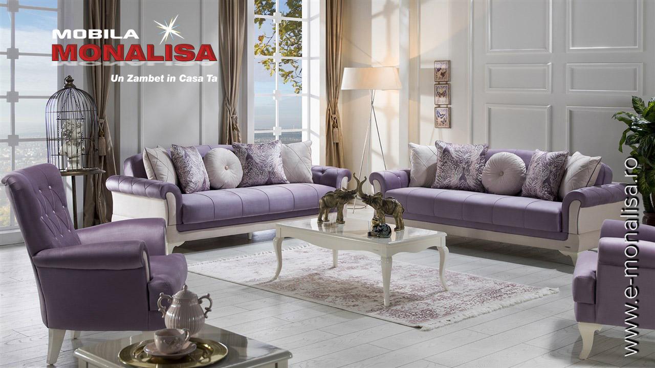 Canapele Elegante Bellona - Sementa