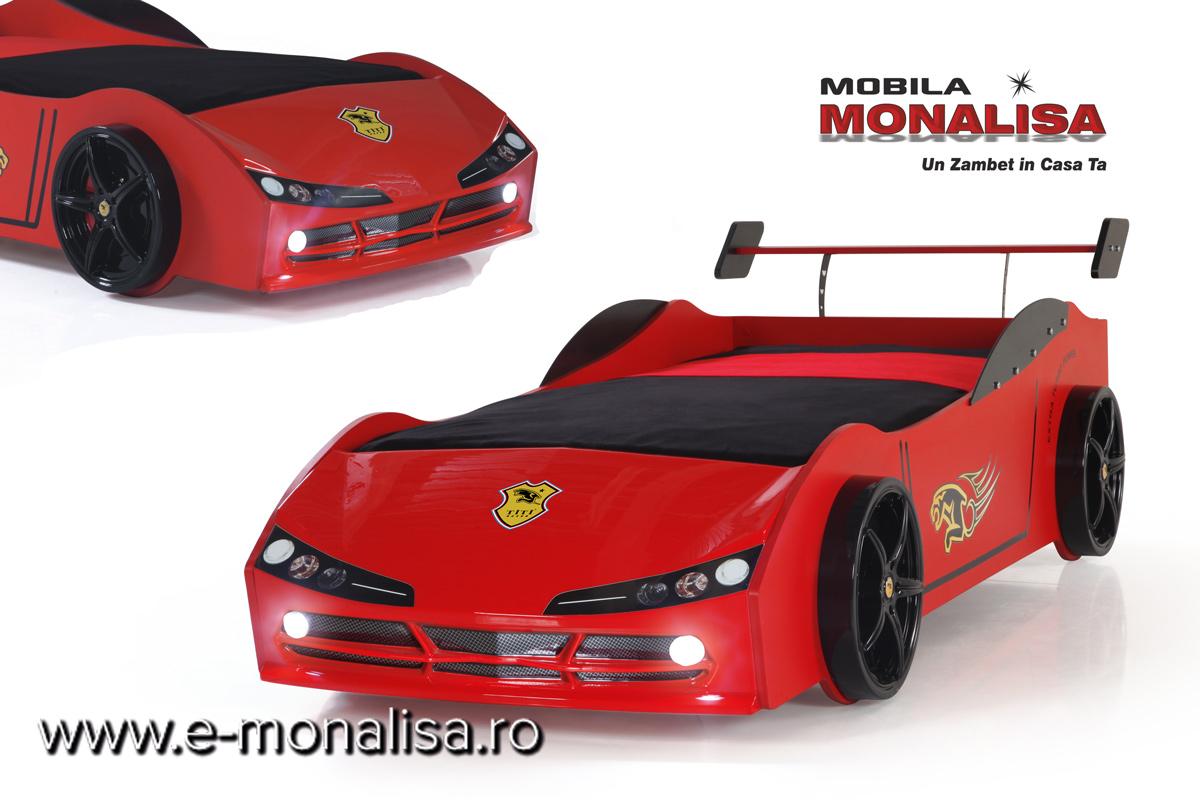 Pat Masina Ferrari Rosa