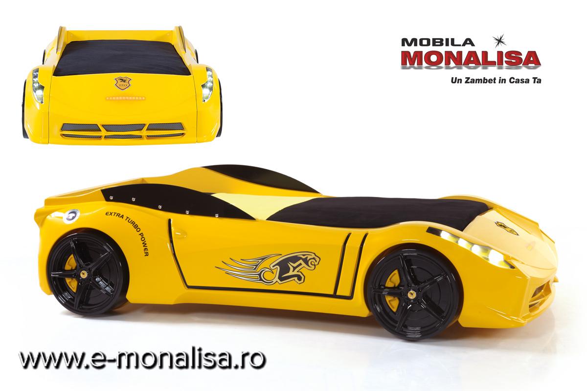 Pat Masina Ferrari Galben