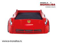 Pat masina formula 1 Ferrari Rosu