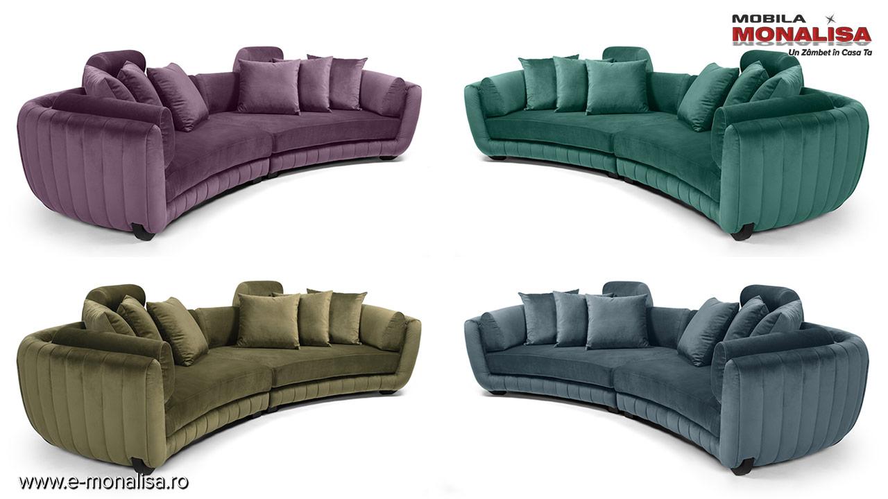 Canapele si fotolii de calitate fabricate in Romania - Havana