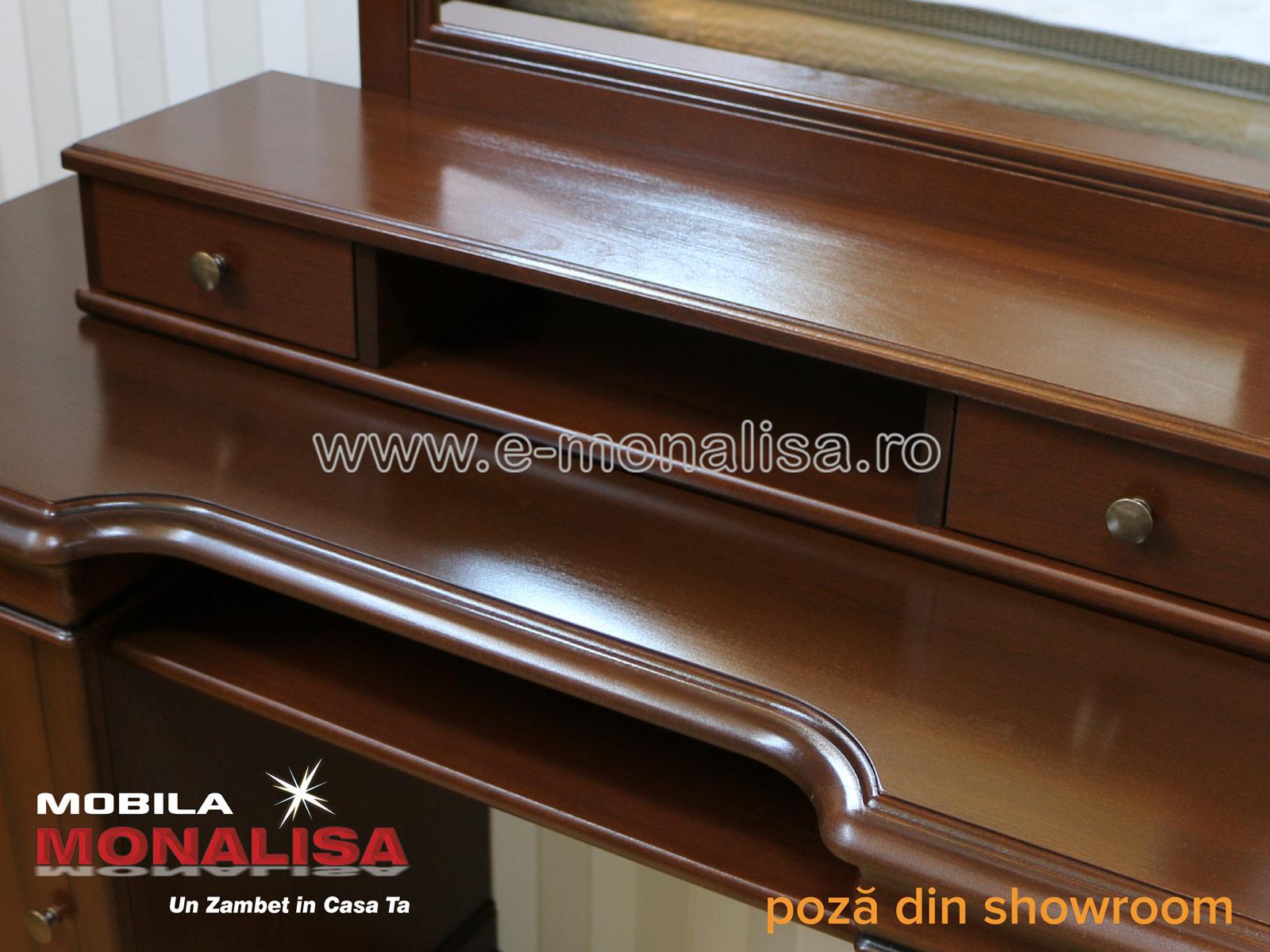 Mobila Dormitor Lemn Armonia - Mobilenia